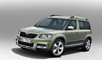 Skoda Yeti #1