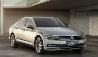 2015 Volkswagen Passat #1