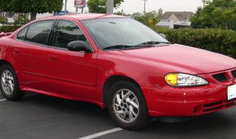 2005 Pontiac Grand Am #1