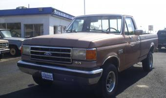 1990 Ford F-150 #1