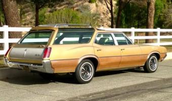 1970 Oldsmobile Vista Cruiser #1