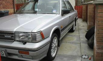 1988 Nissan Laurel #1