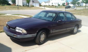 1992 Oldsmobile Eighty-eight Royale #1