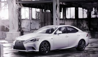 2014 Lexus Is F #1