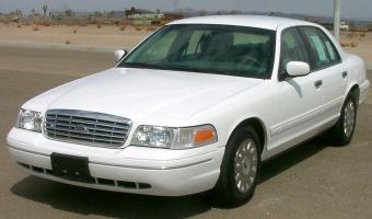 2003 Ford Crown Victoria #1