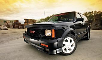 1993 GMC Typhoon #1