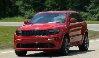 2015 Jeep Grand Cherokee Srt #1