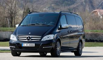 2012 Mercedes-Benz Viano #1