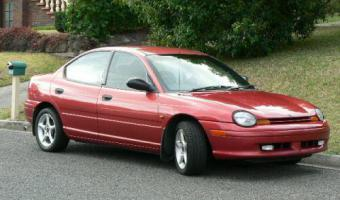 1997 Chrysler Neon #1