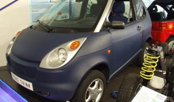 2001 Ford Think #1