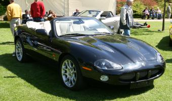 2003 Jaguar Xk-series #1