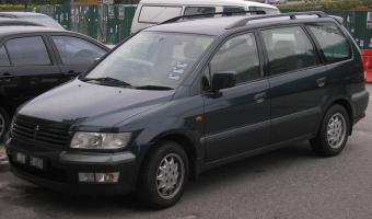 Mitsubishi Space Wagon #1