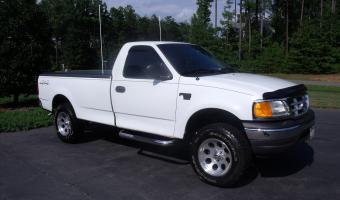 2004 Ford F-150 Heritage #1