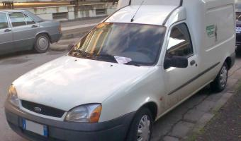 Ford Courier #1