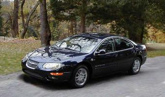 2001 Chrysler 300m #1