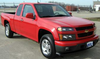 2010 Chevrolet Colorado #1