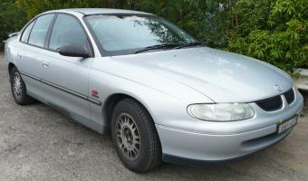 1998 Holden Commodore #1