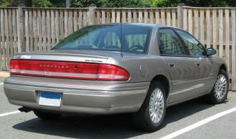1997 Chrysler Concorde #1