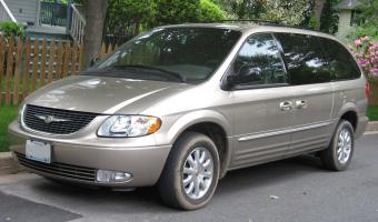 2001 Chrysler Town And Country #1