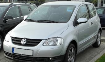 Volkswagen Fox #1