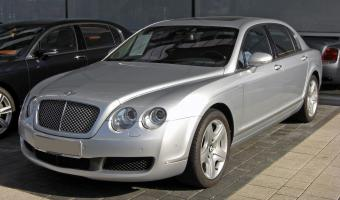 2010 Bentley Continental Flying Spur #1