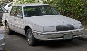 1993 Chrysler New Yorker #1