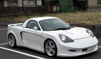 Toyota MR-S #1