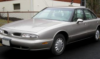 1998 Oldsmobile Eighty-eight #1