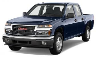 2010 GMC Canyon #1
