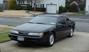 1992 Ford Thunderbird #1