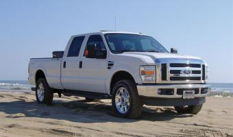 2009 Ford F-350 Super Duty #1