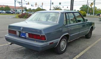 1986 Plymouth Caravelle #1