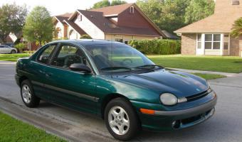 1995 Chrysler Neon #1
