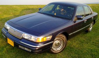 1994 Mercury Grand Marquis #1
