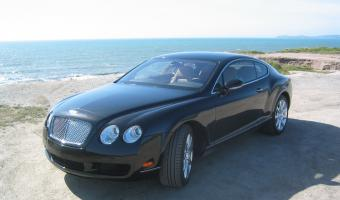 2005 Bentley Continental Gt #1