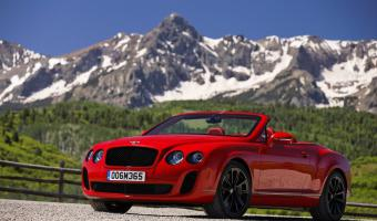 2011 Bentley Continental Supersports Convertible #1