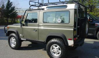 1997 Land Rover Defender #1