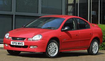 2008 Chrysler Neon #1