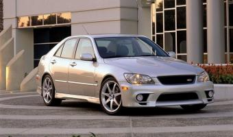 Lexus Is 300 #1