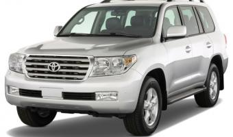 2011 Toyota Land Cruiser #1
