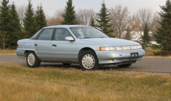 1992 Mercury Sable #1