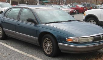 1996 Chrysler New Yorker #1