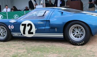 1964 Ford GT 40 #1