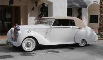 1949 Bentley Mark VI #1
