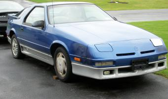 1991 Dodge Daytona #1