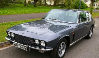 1994 Jensen Interceptor #1