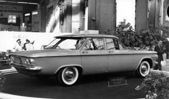 1959 Chevrolet Corvair #1