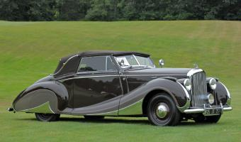 1947 Bentley Mark VI #1