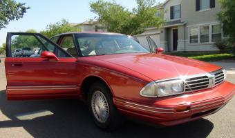1997 Oldsmobile Regency #1