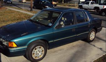1993 Plymouth Acclaim #1